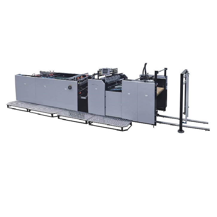 YFMA-1200A Fully Automatic High speed Thermal FilmLaminating machine