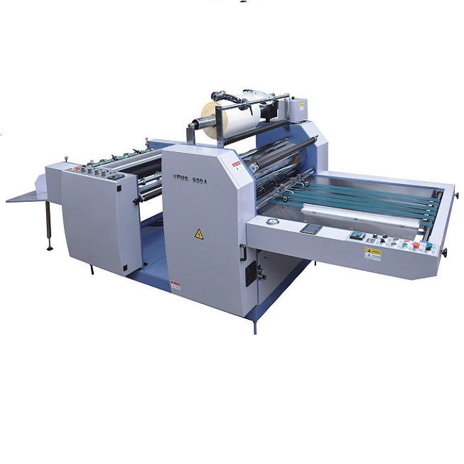 YFMB -920B semi automatic laminating machine(new structure)