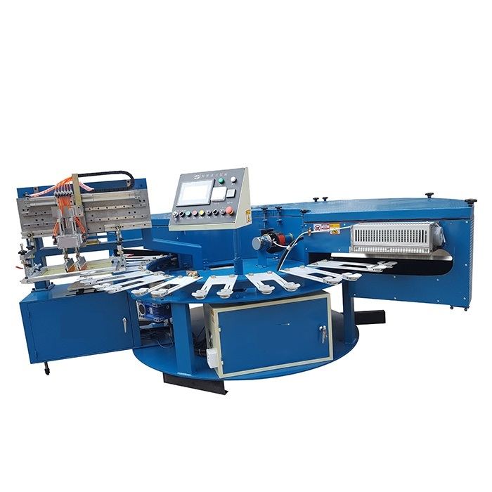YZ-40 Non-Slip Printing Machine For Socks And Gloves