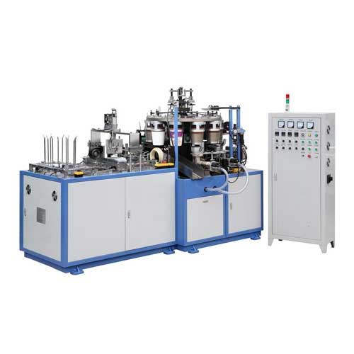 CHS-60D Automatic Paper Bowl Machine