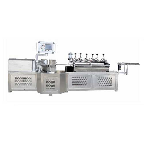 HPST-512 HIGH SPEED PAPER STRAW MACHINE