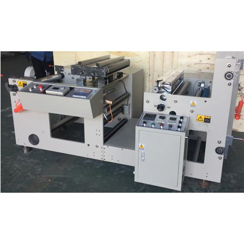 HSF-620 Automatic slitting machine(Automatic load)