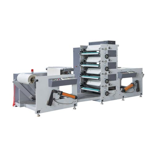 HSR-650 Series flexo printing machine