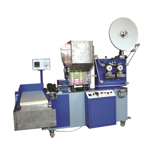 SSP031-2C Single straw paper/ Bopp film packing machine