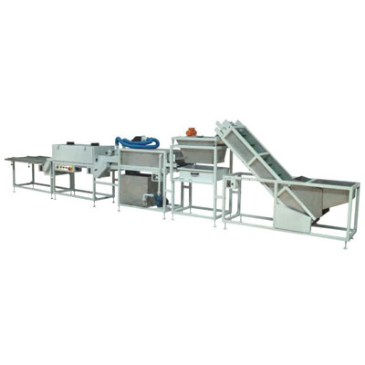 YZ-MZQJ Series Jujube Cleaning Machine
