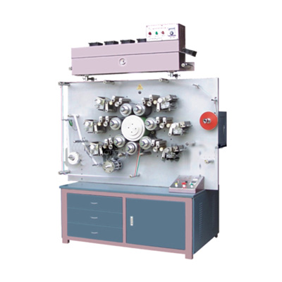 SGS-1006 Label Printing Machine