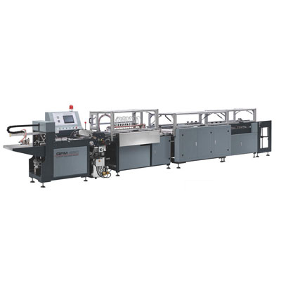 QFM-460/600 Automatic case making machine