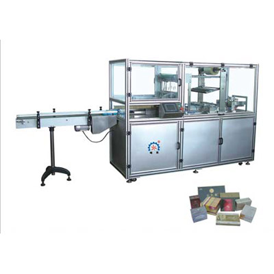 SGBZ-300A 3D packaging machine for transparent film