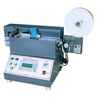 SGS 2050 Automatic Computerised Label Cutting Machine
