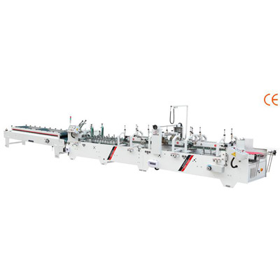 SHH-E Series High speed and crash lock bottom automatic folder gluer