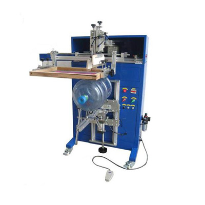 SPC Barrel Screen Printing Machine