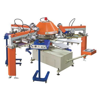 SPG automatic rotary screen printing machine