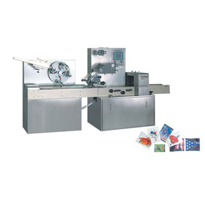 SPW-300A High Speed Card Pillow Packaging machine