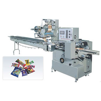 SPW-450 High Speed Automatic Pillow Packaging machine