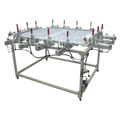 SQ Silk Screen Stretcher for screen printing machine