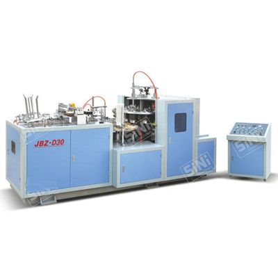 JBZ-D30 PAPER BOWL FORMING MACHINE