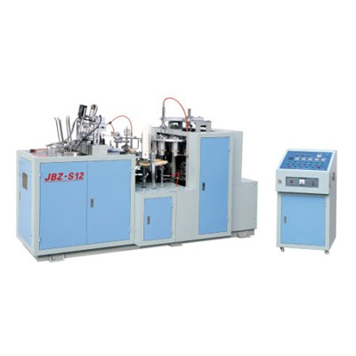 JBZ-S PAPER CUP FORMING MACHINE
