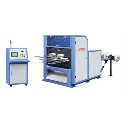 JCQ850 High Speed Punch Die Cutter