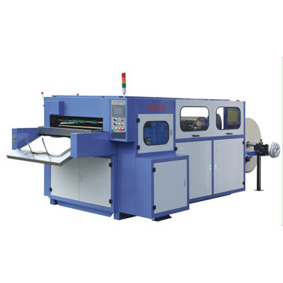 JMQ930 Automatic Flatbed Die Cutting Machine