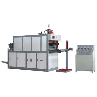 SJD-660 high speed plastic thermal forming machine