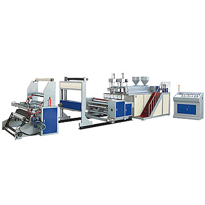 Double-layer Extruding Film Casting Machine