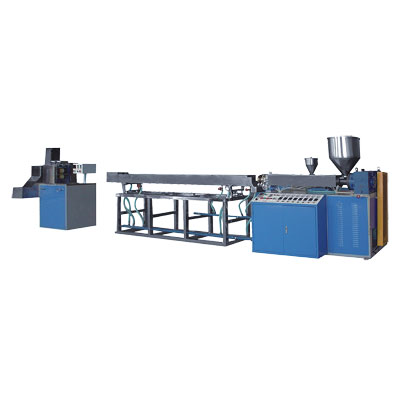 SJDSM-M Plastic Extruder Drinking Straw Making Machine