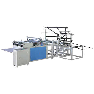 SQB-800 Full automatic bubble film bag making machine