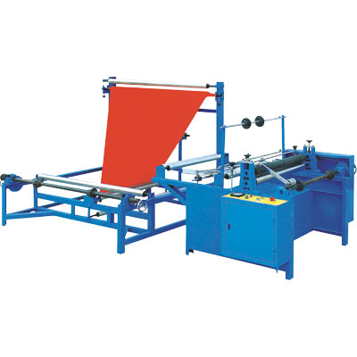SZB Non-woven fabric Rewinding Machine