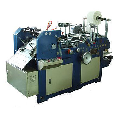 TM-382  Envelope Window Film Sticking Machine