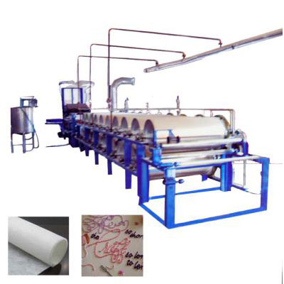 XHB-1100 Embroidery Backing Paper Machine