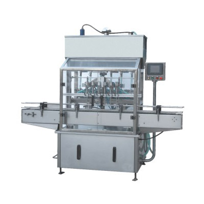 yz-6a-oil filling machine