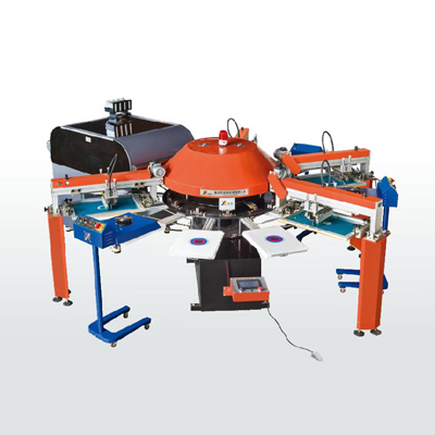 Digital Screen Printing Machine