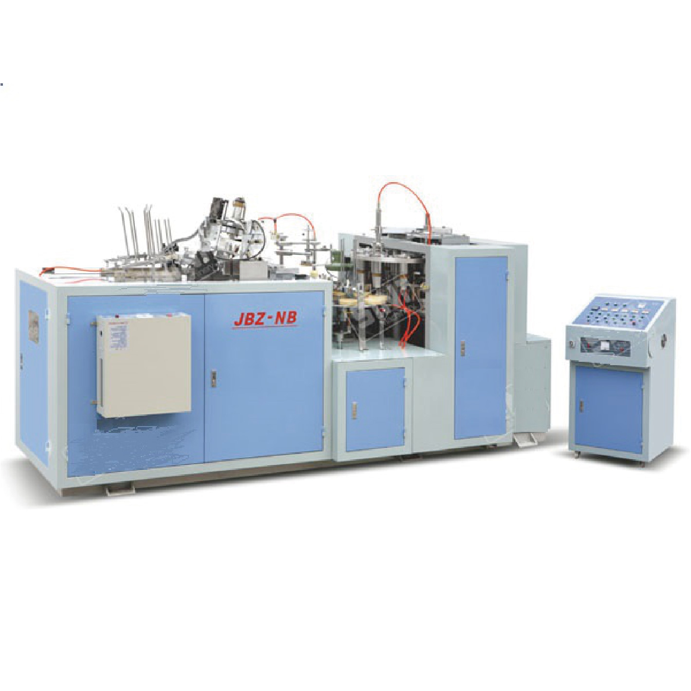 JBZ-NB Automatic Cup Forming &Handle sticking Machine