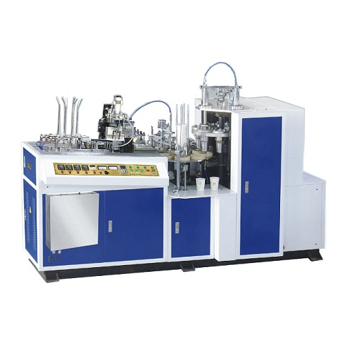 YT-L1 Automatic Single Side PE Coated Paper Cup Forming Machine